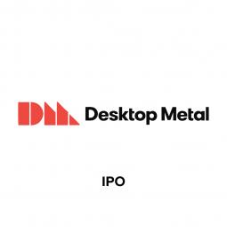 Desktop Metal Logo